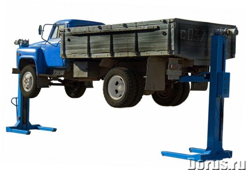 Автомобильный подъемик для грузовых автомобилей - Автосервис и ремонт - Автомобильные подъемник для..., фото 1