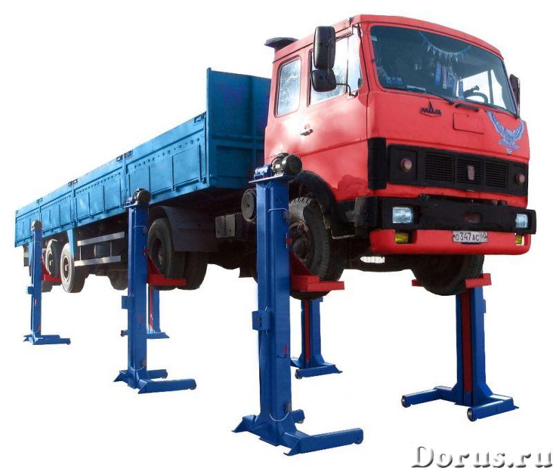 Автомобильный подъемик для грузовых автомобилей - Автосервис и ремонт - Автомобильные подъемник для..., фото 2