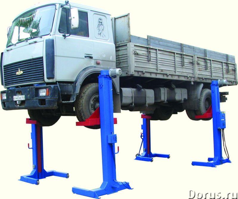 Автомобильный подъемик для грузовых автомобилей - Автосервис и ремонт - Автомобильные подъемник для..., фото 3